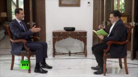 "Al-Asad llama a Erdogan ""títere de Estados Unidos"" e ""invasor"""