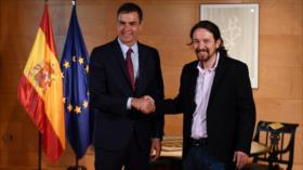 Sánchez e Iglesias alcanzan un acuerdo para formar gobierno
