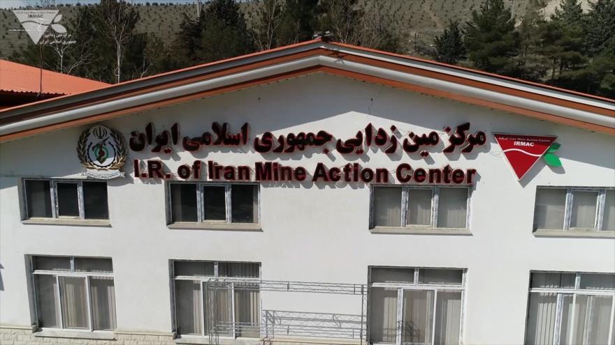 Irán abre 1.º Centro Intl. de Capacitación en Desminado Humanitario