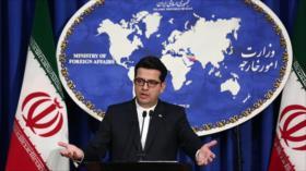 Irán condena injerencias y planes golpistas de EEUU contra Bolivia