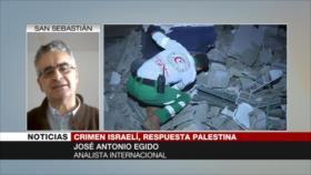 Egido: Israel apoya a terroristas para destruir el mundo árabe