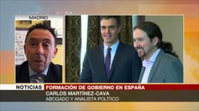 """Martínez-Cava: Acuerdo PSOE-Podemos es """"cuestión de supervivencia"""""""
