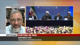 Aid: Irán tiene derecho a incluso cancelar acuerdo nuclear