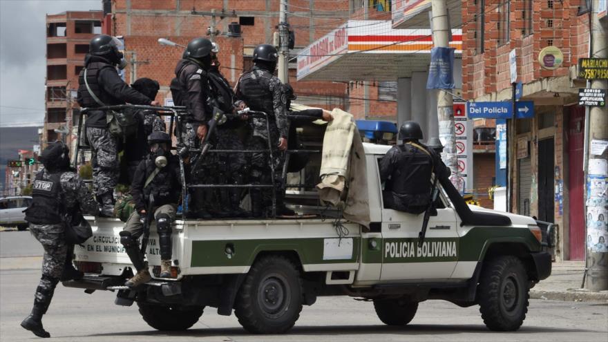 Fernández: EEUU retrocedió décadas al avalar golpe en Bolivia | HISPANTV