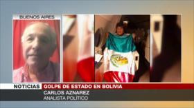 'Golpe contra Morales fue planificado por el imperialismo yanqui'