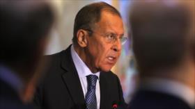 "Rusia acusa a EEUU de intentar establecer un ""semiestado"" en Siria"
