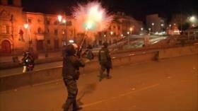 Golpe de Estado en Bolivia. Crisis chilena. Rey español en Cuba