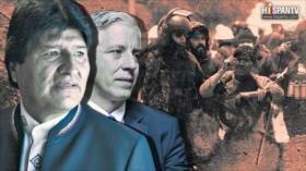 Evo y Álvaro son los únicos y legítimos gobernantes de Bolivia