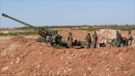 Ejército sirio recupera varios puntos estratégicos en el noreste
