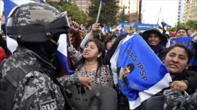 """Rusia: Manos externas buscan """"sacar provecho"""" de crisis en Bolivia"""