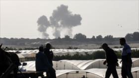 HAMAS amenaza a Israel con unirse a los contraataques palestinos