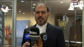 Irán denuncia el enfoque unilateral de la ONU sobre Yemen