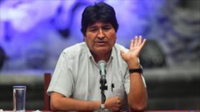 Morales, dispuesto a volver a Bolivia, si el pueblo se lo pide
