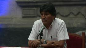 Atrocidades israelíes. Golpe en Bolivia. España y gobierno