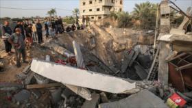 Ansarolá de Yemen condena ataques israelíes a Gaza y pide venganza