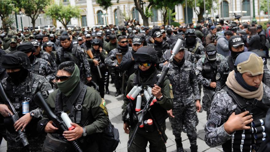 Revelan rol de embajada de EEUU y países vecinos en golpe en Bolivia | HISPANTV