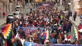 Represión en Bolivia. Juicio político a Trump. Crímenes israelíes