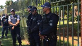 Venezuela confirma cese de asalto a su embajada en Brasil