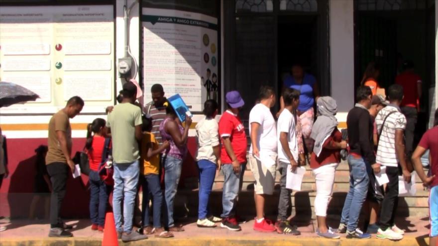 México da visas humanitarias a migrantes africanos en frontera sur