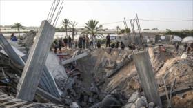 Un acuerdo de alto el fuego entra en vigor este jueves en Gaza