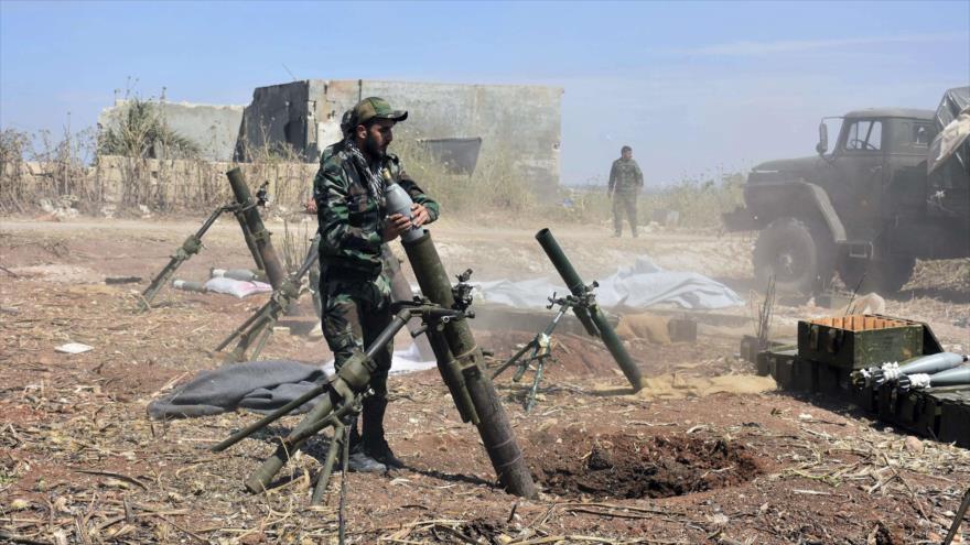 Resultado de imagen para Gobierno de Siria recupera ciudad