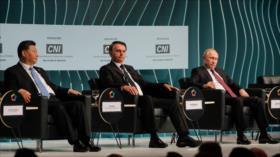 """BRICS critica """"acoso"""" del proteccionismo en plena tensión con EEUU"""