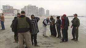"""Migrantes arriesgan su vida en búsqueda de """"sueño americano"""""""