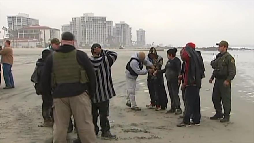 """Miles de migrantes arriesgan su vida en búsqueda de """"sueño americano"""""""