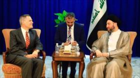 Clérigo iraquí advierte a embajador de EEUU contra injerencias