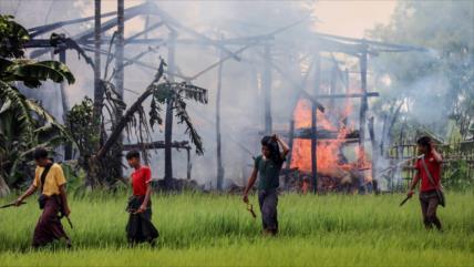 CPI autoriza investigar crímenes contra Rohingya en Myanmar
