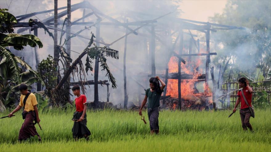 CPI autoriza investigar crímenes contra Rohingya en Myanmar | HISPANTV
