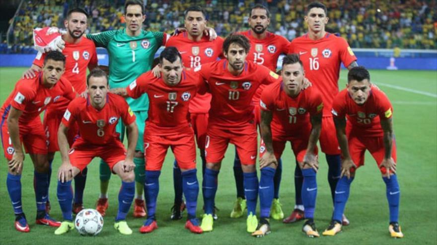 Futbolistas chilenos suspenden amistoso con Perú en apoyo a protestas