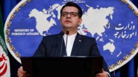 """""""Criminales de era actual no pueden acusar a Irán de violar DDHH"""""""
