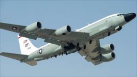 Venezuela denuncia incursión de avión espía de EEUU en su cielo