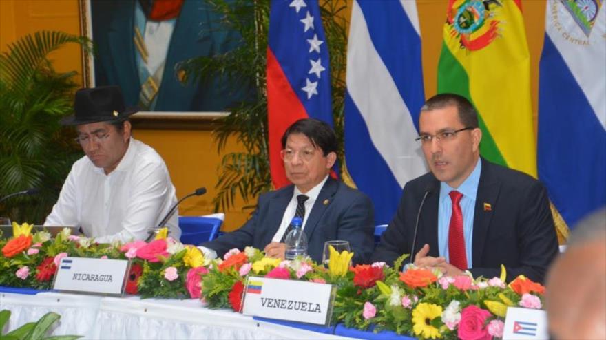 Venezuela: ALBA tomará medidas para 'revertir' golpe en Bolivia