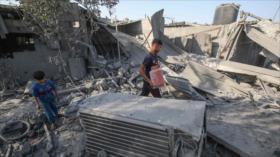 Israel desdeña la tregua y ataca objetivos en Gaza