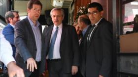Fernández ofrece asilo a Morales cuando asuma presidencia argentina