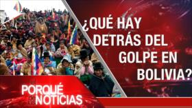El Porqué de las Noticias: Unidad Islámica. Represión en Bolivia. Cumbre del BRICS