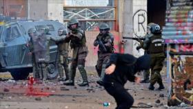 Chile registra más de 26 000 detenciones durante protestas