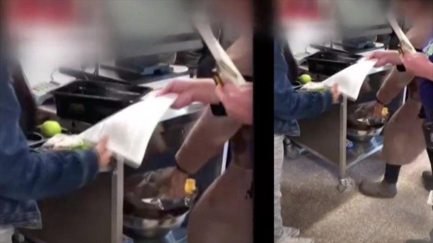 Una escuela de EEUU no da comida caliente a alumnos por sus deudas