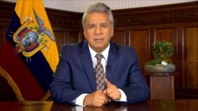 Derecha política y bancarios de Ecuador retiran respaldo a Moreno