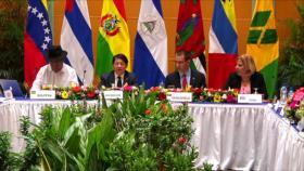 Estados miembros de la ALBA condenan golpe de Estado en Bolivia