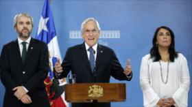 Parlamento chileno aprueba plebiscito para nueva Constitución
