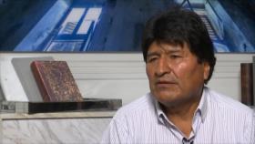 Morales pide mediación de ONU para resolver la crisis en Bolivia