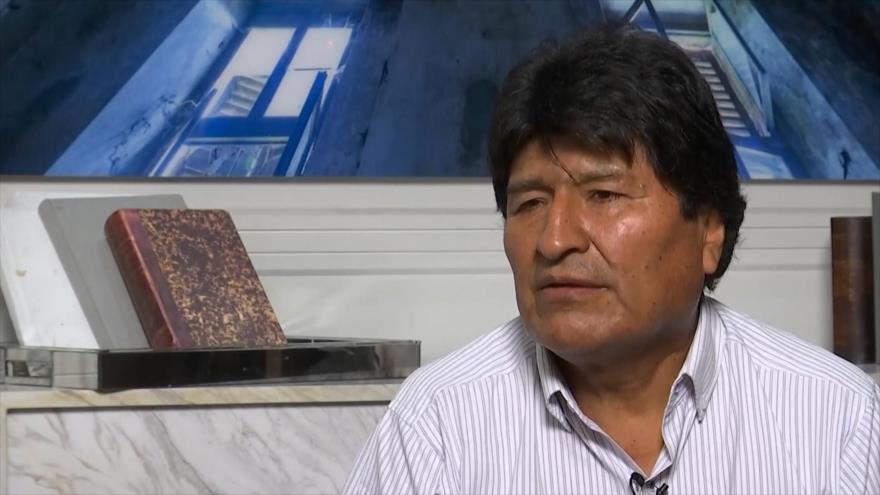 Morales pide mediación de ONU para resolver la crisis en Bolivia | HISPANTV
