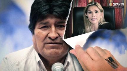 Golpe de Estado en Bolivia: La tiniebla encendida