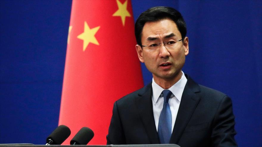 China condena ataque a funcionaria hongkonesa en el Reino Unido