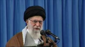 Discurso de Líder iraní. Integridad de Siria. Constitución chilena