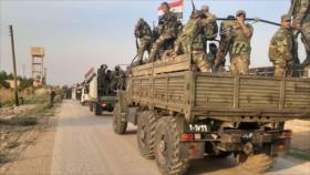 Siria despliega sus fuerzas en el noreste de Al-Hasaka