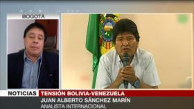 Sánchez: Sucesos en Bolivia ponen en juego la supremacía de EEUU